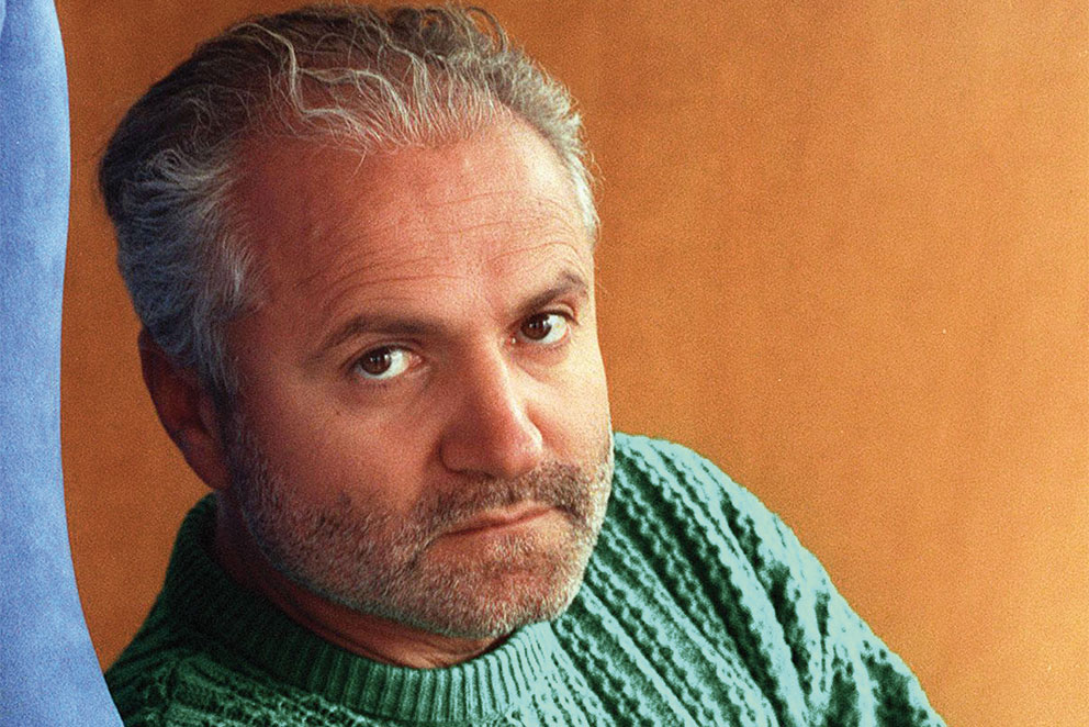 L'eterna bellezza di Gianni Versace